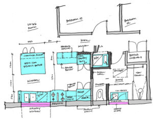 Architects Sketch Plan